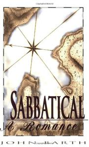 SABBATICAL by John Barth