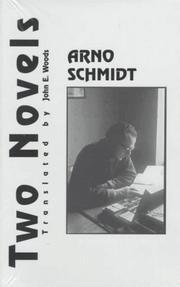 THE STONY HEART and B/MOONDOCKS by Arno Schmidt