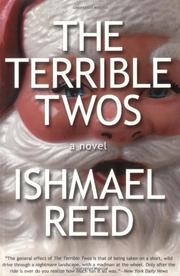 THE TERRIBLE TWOS by Ishmael Reed