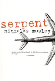 SERPENT by Nicholas Mosley
