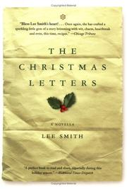 Book Cover for THE CHRISTMAS LETTERS
