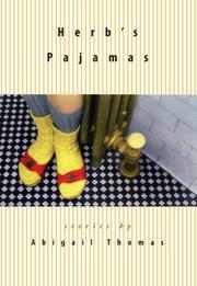 HERB'S PAJAMAS by Abigail Thomas