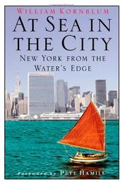 Cover art for AT SEA IN THE CITY