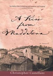 Cover art for A KISS FROM MADDALENA