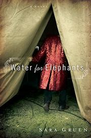Cover art for WATER FOR ELEPHANTS