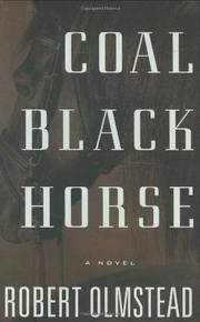 Cover art for COAL BLACK HORSE
