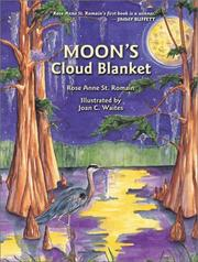 MOON'S CLOUD BLANKET by Rose Anne  St. Romain