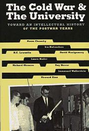 Book Cover for THE COLD WAR AND THE UNIVERSITY
