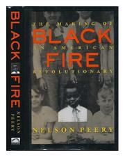 BLACK FIRE by Nelson Peery