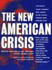 THE NEW AMERICAN CRISIS by Greg Ruggiero