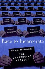 Cover art for RACE TO INCARCERATE