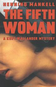 Book Cover for THE FIFTH WOMAN