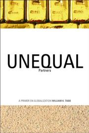 UNEQUAL PARTNERS by William K. Tabb