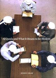 Cover art for AL QAEDA AND WHAT IT MEANS TO BE MODERN