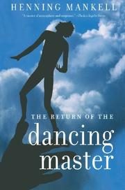 Cover art for THE RETURN OF THE DANCING MASTER