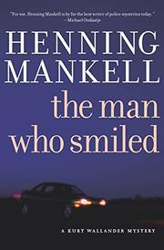 Cover art for THE MAN WHO SMILED
