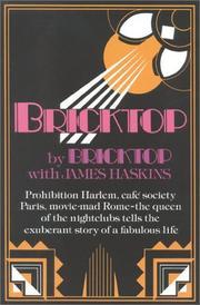 BRICKTOP by Bricktop with James Haskins