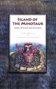 Book Cover for ISLAND OF THE MINOTAUR