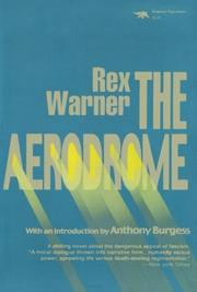 THE AERODROME by Rex Warner