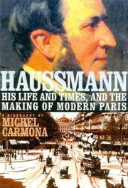 Cover art for HAUSSMANN