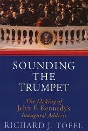 SOUNDING THE TRUMPET by Richard J. Tofel