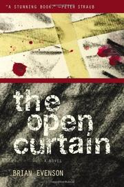 Cover art for THE OPEN CURTAIN