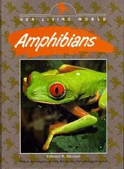 Book Cover for AMPHIBIANS