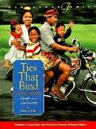 TIES THAT BIND: Family and Community by Rebecca Clay
