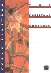 THE CHRISTMAS ORATORIO by Göran Tunström