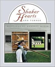 SHAKER HEARTS by Ann Turner