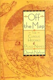 Book Cover for OFF THE MAP