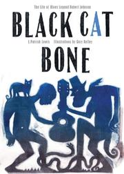 Book Cover for BLACK CAT BONE