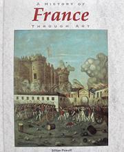 HISTORY OF FRANCE THROUGH ART by Jillian Powell
