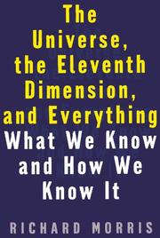 Cover art for THE UNIVERSE, THE ELEVENTH DIMENSION, AND EVERYTHING