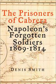 THE PRISONERS OF CABRERA by Denis Smith