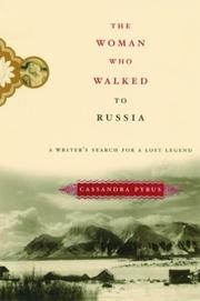 Cover art for THE WOMAN WHO WALKED TO RUSSIA