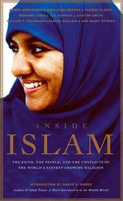 Cover art for INSIDE ISLAM