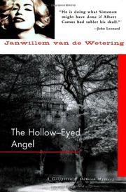 THE HOLLOW-EYED ANGEL by Janwillem van de Wetering