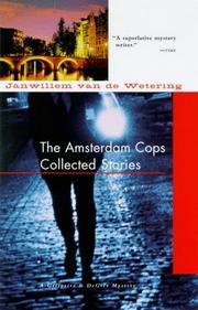 THE AMSTERDAM COPS by Janwillem van de Wetering