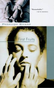 Cover art for FIRST FRUITS