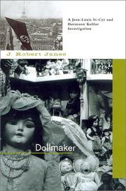 DOLLMAKER by J. Robert Janes