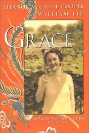 GRACE by Eleanor McCallie Cooper