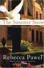Cover art for THE SUMMER SNOW
