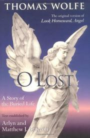 Cover art for O LOST
