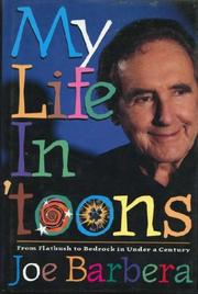 Cover art for MY LIFE IN 'TOONS