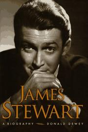 Cover art for JAMES STEWART