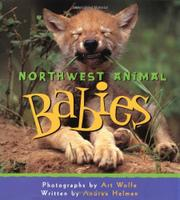Cover art for NORTHWEST ANIMAL BABIES