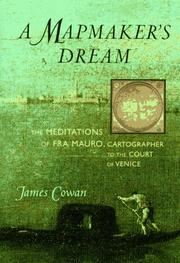 A MAPMAKER'S DREAM by James Cowan