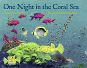 Book Cover for ONE NIGHT IN THE CORAL SEA