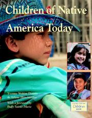 Cover art for CHILDREN OF NATIVE AMERICA TODAY